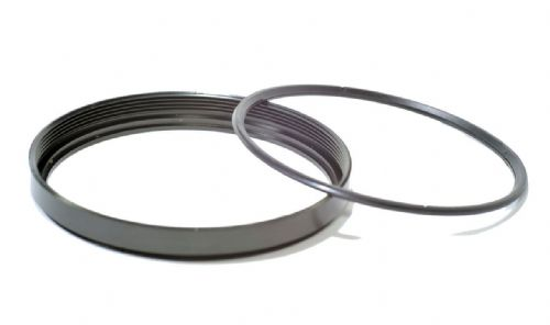 Metal Filter Ring and Retainer 58mm